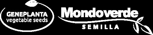 logo mondoverde bianco